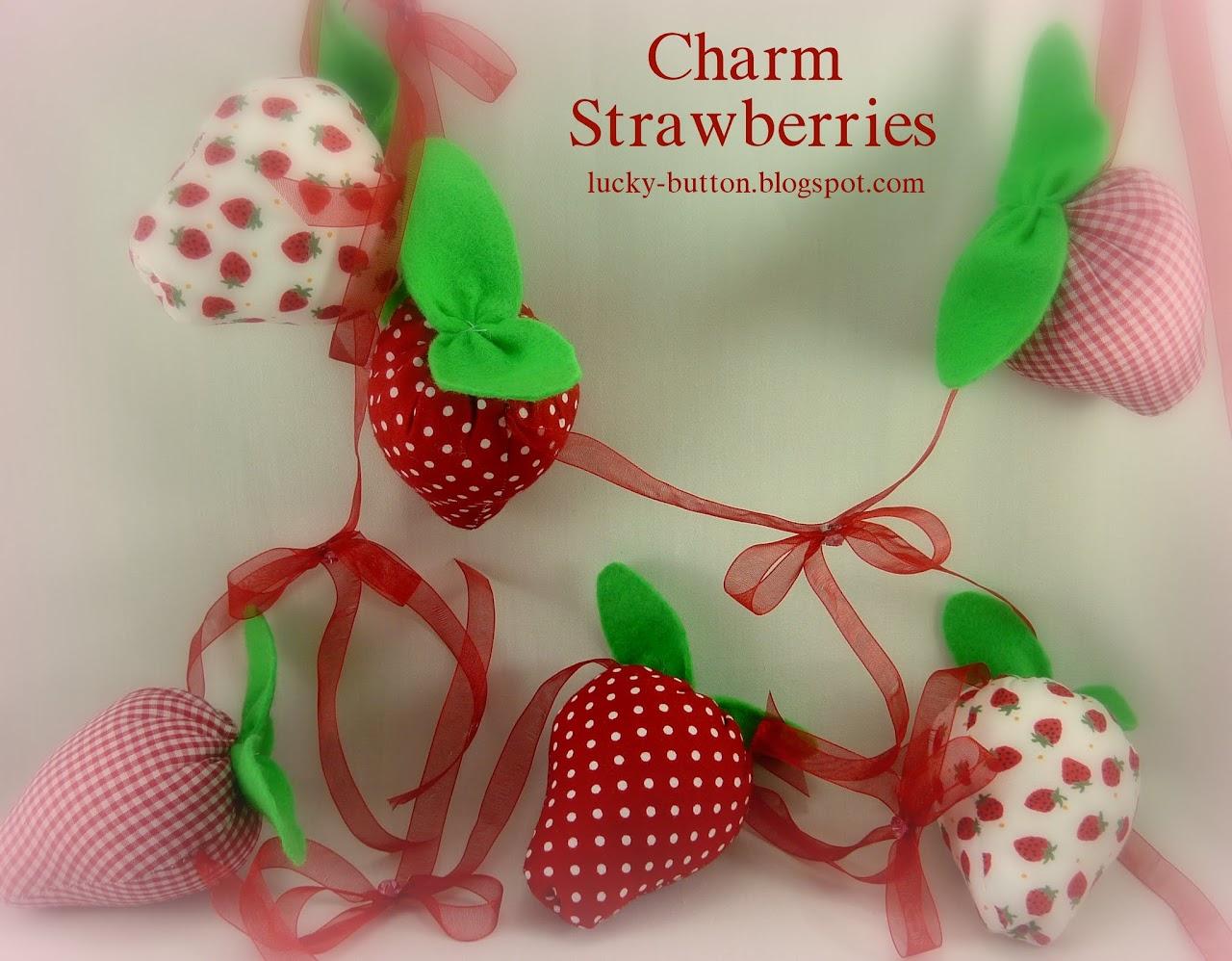 Υφασμάτινη Διακόσμηση-lucky charms
