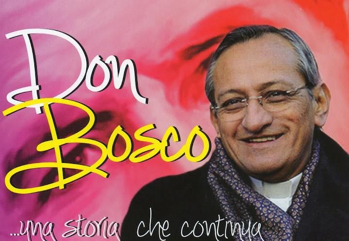 Don Pascual Chavez IX successore di Don Bosco
