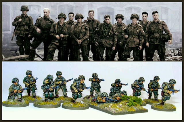 Band of Brother de Warlord Games