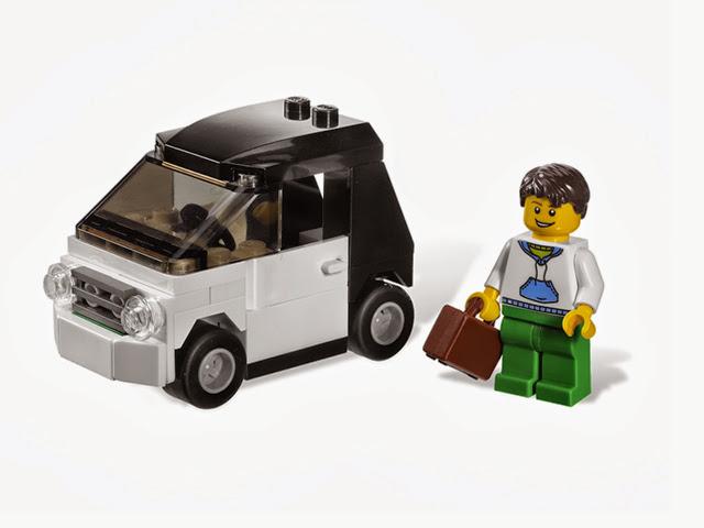 3177 レゴ シティ コンパクトカー