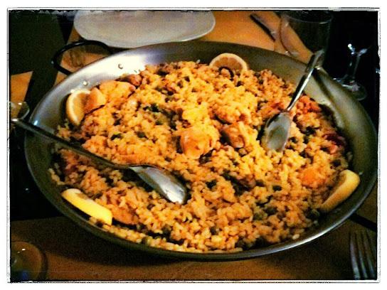 Paella Groupon Venezia