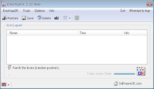 DesktopOK 2.83