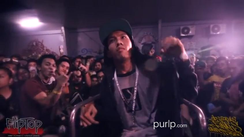 FlipTop Battle League - Dello vs Righteous1 - Official Video - 10-23-2012