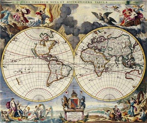 купить топографические карты