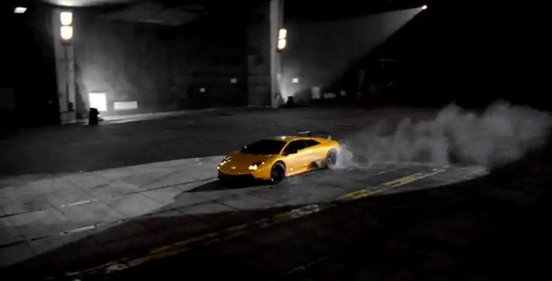 Lamborghini Drift Custom Pinoy Rides