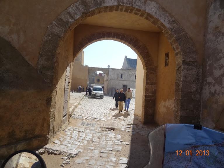 marrocos - Marrocos e Mauritãnia a Queimar Pneu e Gasolina DSC05402