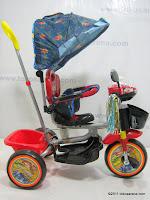 3 Sepeda Roda Tiga GOLDBABY TURBO KING