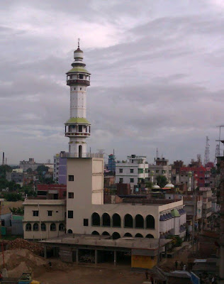Hasnabad Jame Mosque, Dhaka, Bangladesh