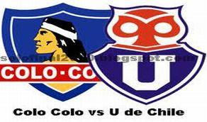 Colo colo u Chile online clasico 21 Octubre