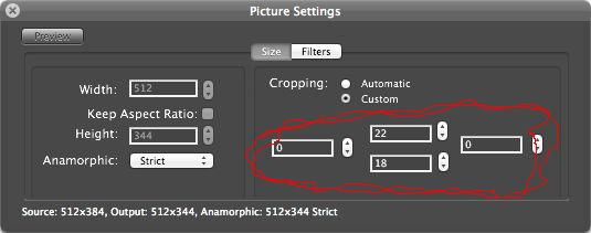【HandBrake】で変換前の動画と違うアスペクト比になる問題の解決方法