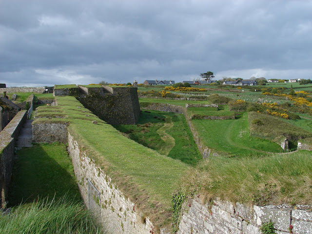 Charles Fort, Kinsale, Co. Cork, Ireland