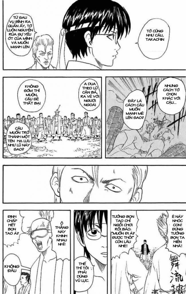 Gintama Chap 36 page 18 - Truyentranhaz.net