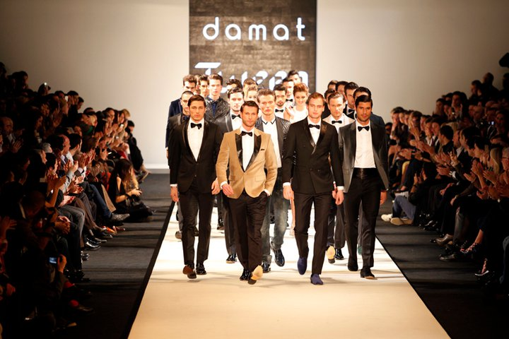 Damat/Tween at Istanbul Fashion Week