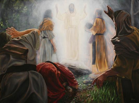 Schimbarea la față a Domnului Isus Hristos