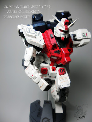[Jeongyo No. 2] - FA-78 Gundam Light-Type DSCN1637