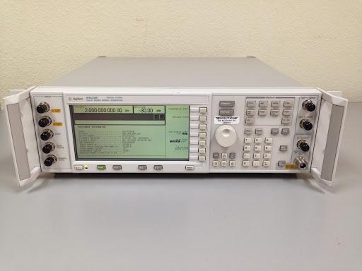 Agilent Signal Generator : Agilent keysight hp e b ghz digital signal generator