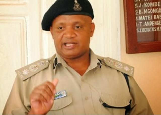 Kamanda wa polisi mkoa wa Arusha, Liberatus Sabas.