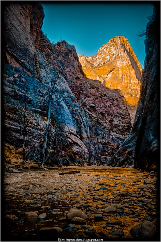 Landscape Photography Zion National Park Utah