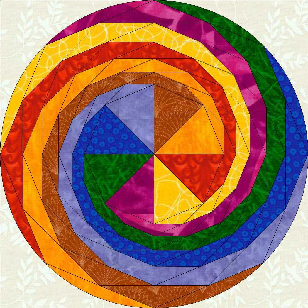 Color the World: Mandala Quilts : mandala quilts - Adamdwight.com