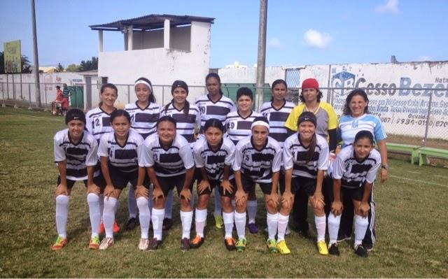 Natal: Vaga na Copa do Brasil de Futebol Feminino 2015 será decidida neste final de semana
