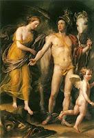 Περσέας που σκότωσε τη Μέδουσα, ημίθεος γιος του Δία, ανδρεία και τόλμη, γιος Δανάης.