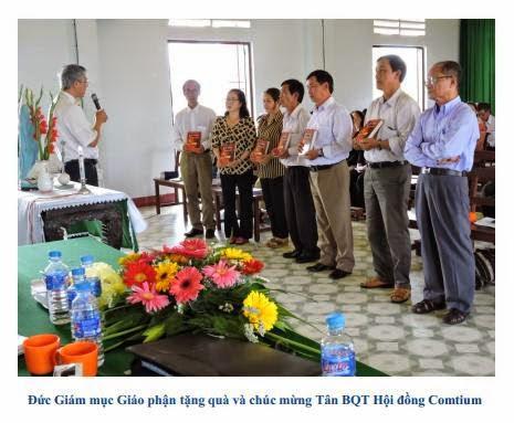 Hội Đồng Comitium Qui Nhơn tổ chức Bầu cử ĐQT hiệm kỳ 2015-2017