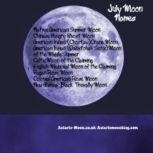 Full Moon Names For July And Traditions Around The World