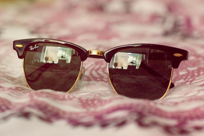 Die Sache mit der Sonnenbrille, oder Ray Ban Clubmaster 2.0