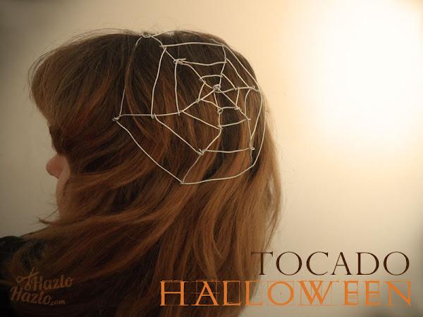 Como hacer tocado Halloween