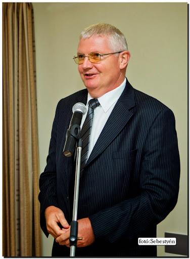 Peszt Péter Somogy megyei elnök a polgárőröket is sújtó cégautó adó eltörlése mellett érvelt