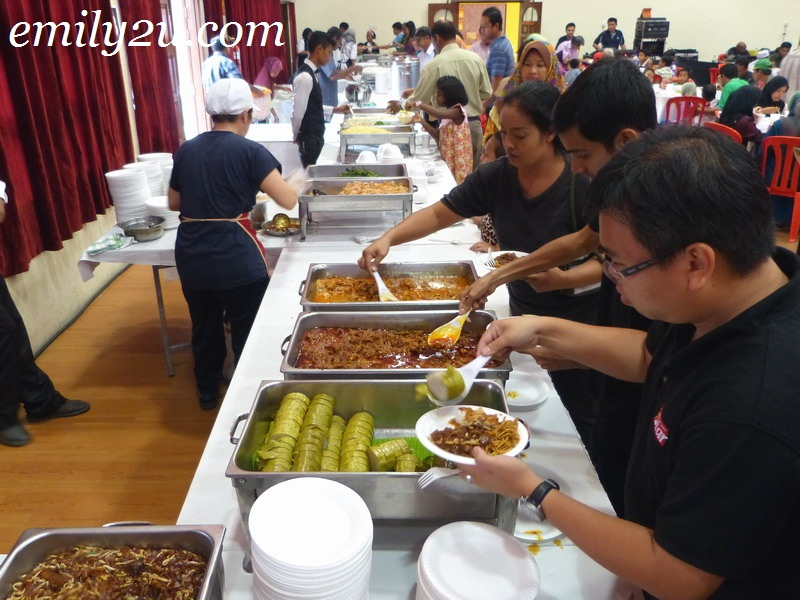 Perak UMNO Youth Hari Raya Open House