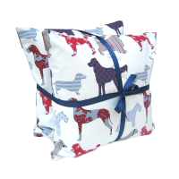 Personalised Dog Cushions, Dog Print Cushions, Dog Fabric Cushions
