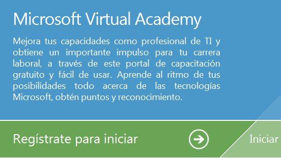Capacítate en línea con la Academia Virtual de Microsoft