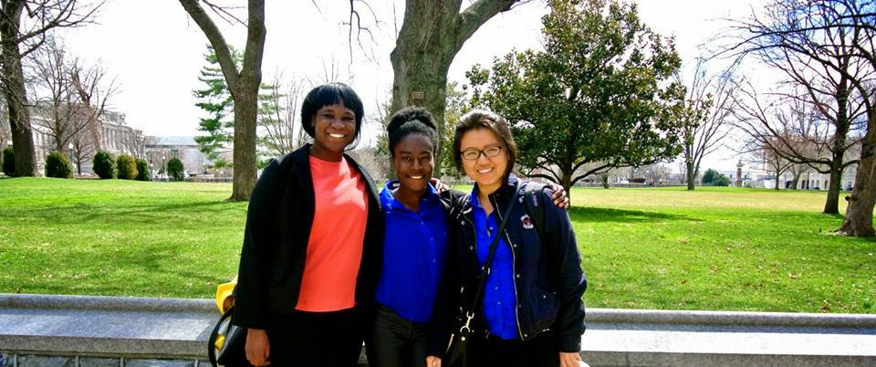 Loretta Agyemang - #StudyAbroadBecause it opens your world