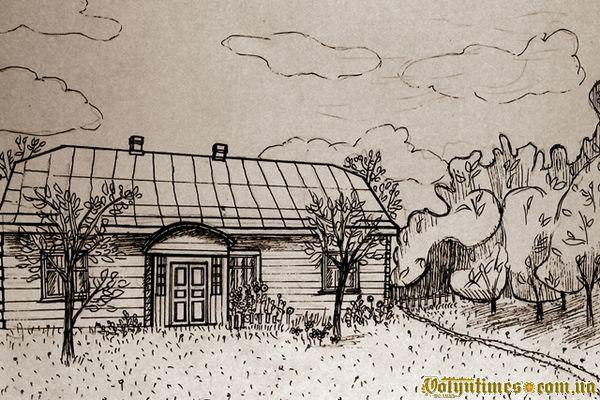 Хутір неподалік села Добре