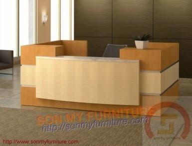 Quầy bar gỗ SMQ014