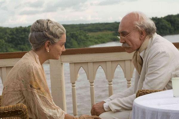 《愛在瘟疫蔓延時》影評:50年來他守身如玉