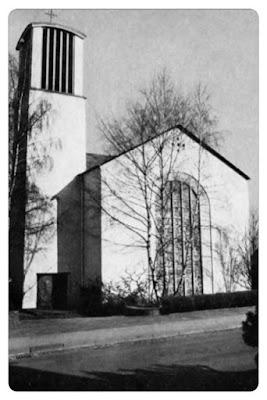 Kath. St. Michael-Kirche.