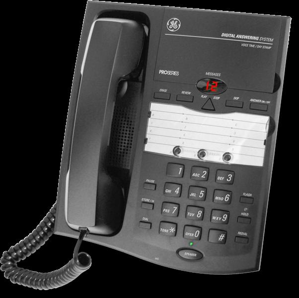 Τηλεφωνητής-Τηλέφωνο GE2-9970