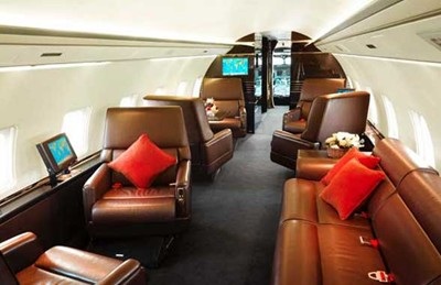 Private Jets Of Rich And Famous