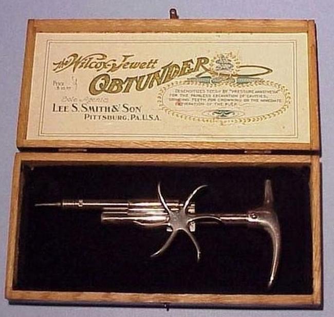Os instrumentos dentários mais horripilantes