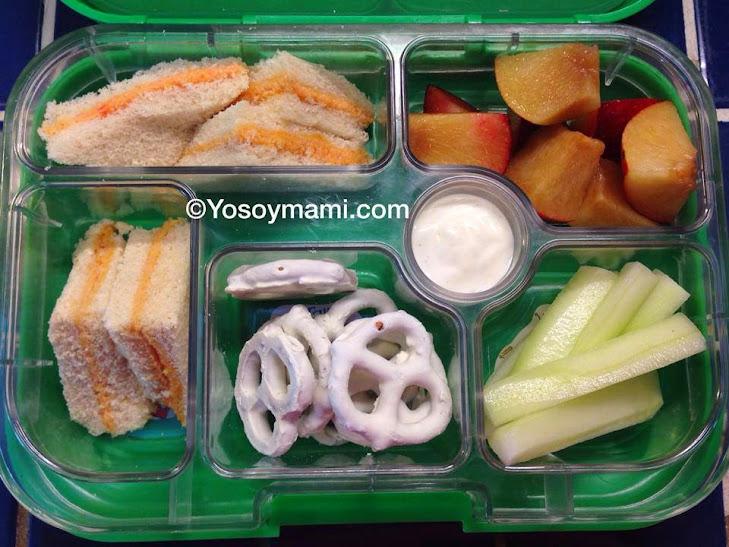 Receta de Sandwiches de Mezcla | Yosoymami.com