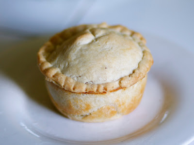 Mini Chicken Pot Pies on Pi Day %The Baker Chick