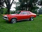 1968 Nova 327/350HP NO RUST Original Body