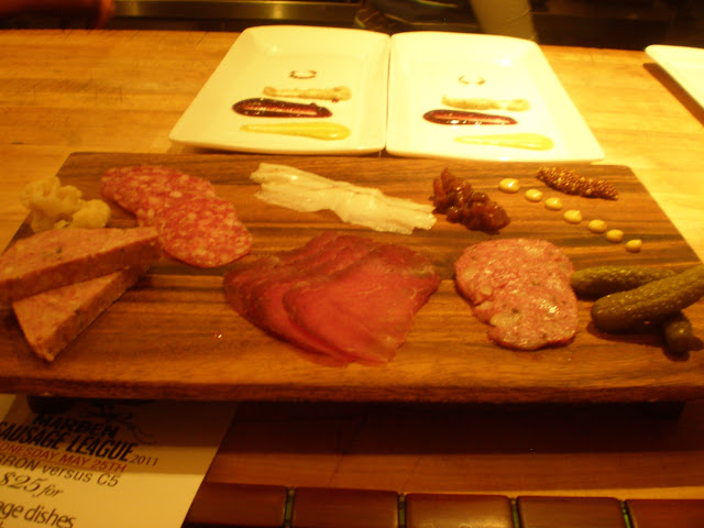 Ryan's Charcuterie from Marben.