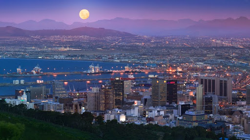 Full Moon Over Cape Town, Cape Town, South Africa.jpg