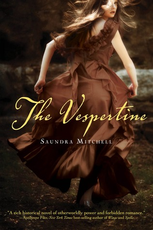 Author Interview/Blog Tour: Saundra Mitchell