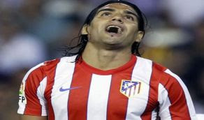 Goles Atletico Madrid Osasuna [3 - 1 Video Falcao