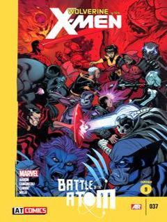 Wolverine and the X-Men #37 español