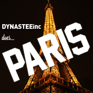 DynasteeInc does Paris